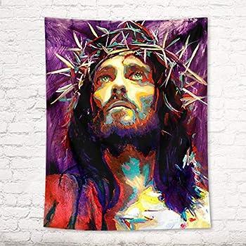 Best jesus tapestries Reviews
