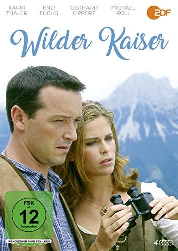 Wilder Kaiser [4 DVDs]