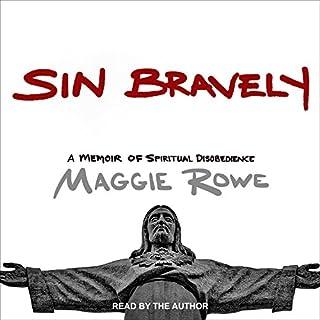 Sin Bravely audiobook cover art