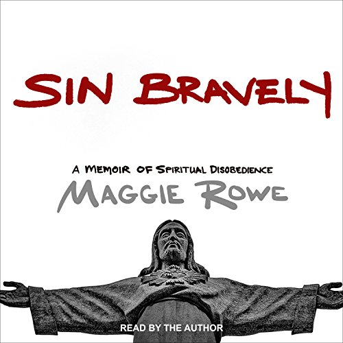 Sin Bravely audiobook cover art