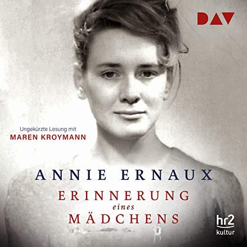 Erinnerung eines Mädchens audiobook cover art