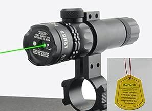MAYMOC sport activities punto de mira verde rifle alcance con abrazadera libre apoya 18-21 mm Puede cortar un tubo de 25 mm de diámetro