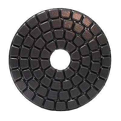 Alpha Ceramica Buff Final Polishing Pad for Granite