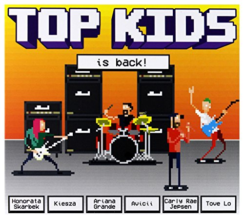 Carly Rae Jepsen / Ariana Grande / Margaret: Top Kids Is Back (digipack) [CD]