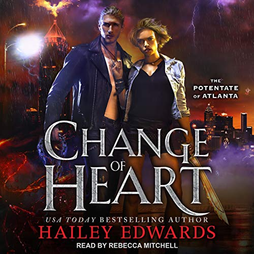 Change of Heart: The Potentate of Atlanta, Book 3