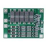 Qiman 4S 40A Li-ion batería 18650 Cargador PCB BMS placa de protección con equilibrio para motor de taladro 14,8 V 16,8 V Lipo Cell Módulo