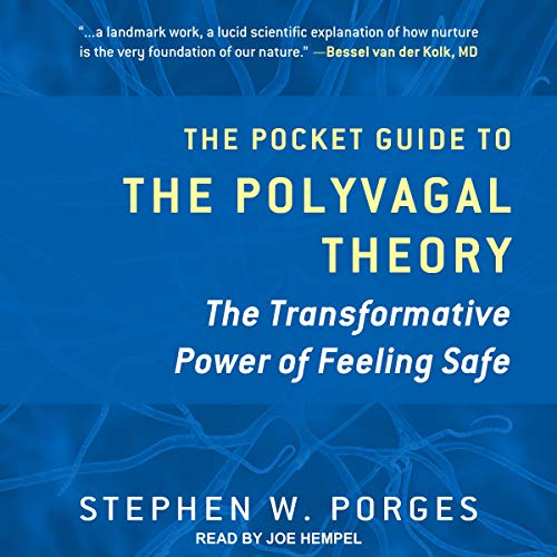 The Pocket Guide to the Polyvagal Theory audiobook cover art