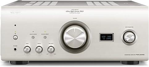 Amplificador estéreo - Denon PMA-2500NE, Hi-Res, 2 Canales, 320W, DSD, USB-B, Opción Modo