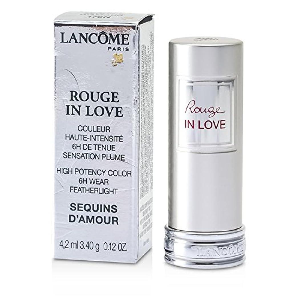 本物貧困親愛なランコム ルージュ イン ラブ- # 170N Sequins D'amour 4.2ml/0.12oz並行輸入品