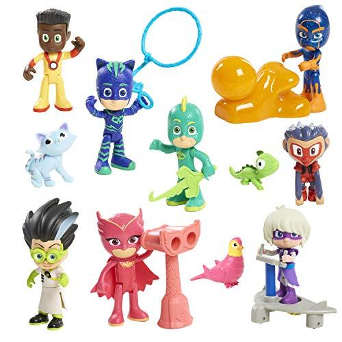 PJ MASKS PJMD4000 Spiel-Actionfiguren für Kinder