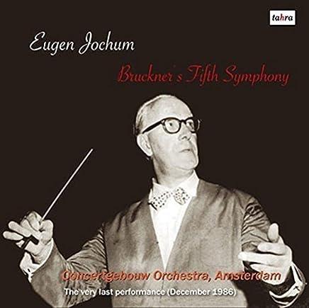ブルックナー : 交響曲 第5番 (ハース版) (Bruckner's Fifth Symphony / Eugen Jochum & Concertgebouw Orchestra, Amsterdam) [2LP] [Live Recording] [日本語解説付] [Limited Edition] [Analog]