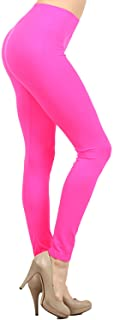 Colored Seamless Leggings Athletic Pants Costume Party...