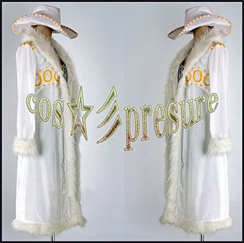 『109 【cos-presure】ONE PIECE ワンピース ニコ.ロビン 風衣装☆彡コスプレ』の1枚目の画像