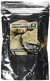Naturevibe Botanicals Ginger Powder (1/4lb), Zingiber officinale...
