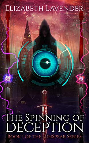 The Spinning of Deception (The Sunspear Series Book 1) (English ...