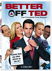 Better Off Ted on DVD