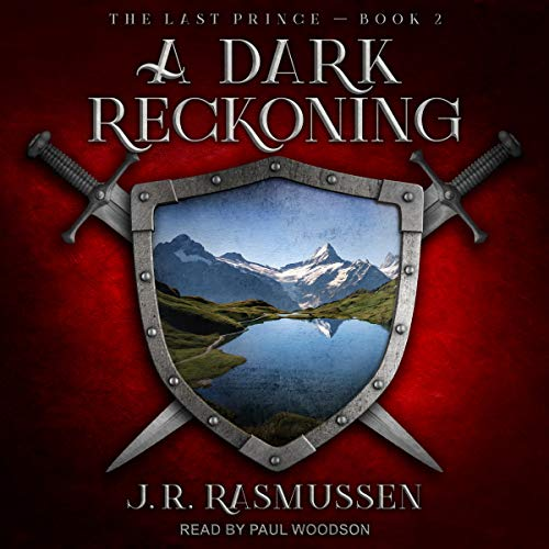 A Dark Reckoning Audiobook By J.R. Rasmussen cover art
