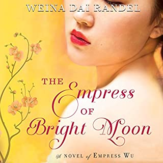 Couverture de Empress of Bright Moon