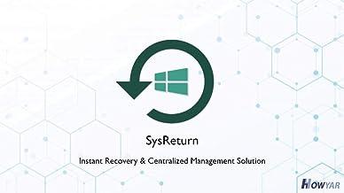SysReturn V8.0【瞬間復元ソフト】