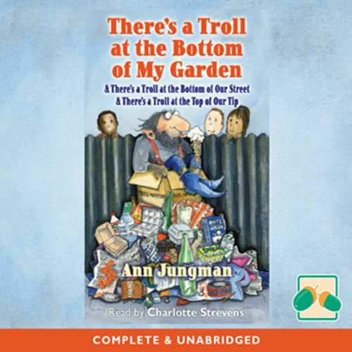 Three Troll Stories audiobook cover art