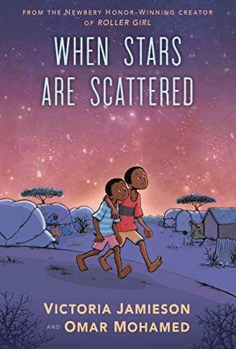When Stars Are Scattered - Kindle edition by Jamieson, Victoria ...