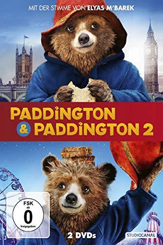 Paddington & Paddington 2 [2 DVDs]