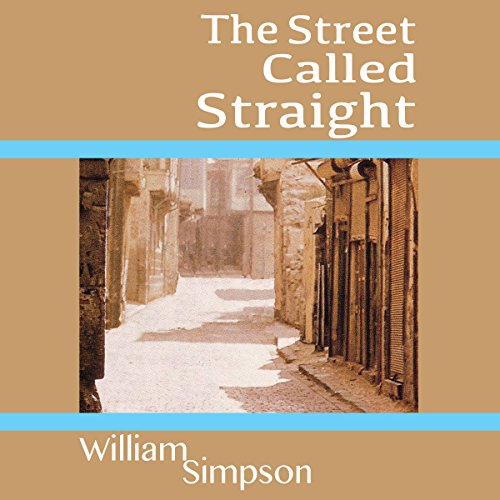 The Street Called Straight cover art
