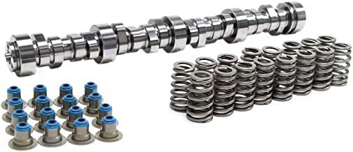 Brian Tooley Racing BTR Vortec Truck Stage 2 Cam and Spring Kit 4.8 5.3 6.0 Includes PAC Racing Springs PAC-1218 1.290 Springs and Valve Seals