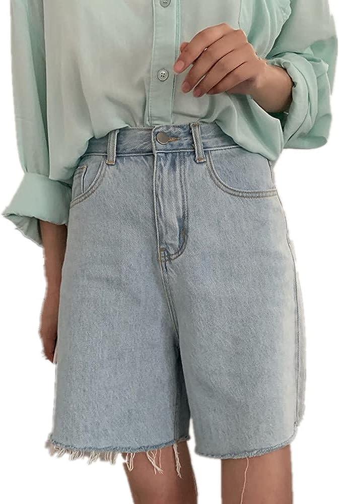 NP Shorts Women Style Summer Cotton Denim Shorts