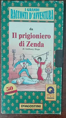 Il prigioniero di Zenda - DeAgostini - Vhs
