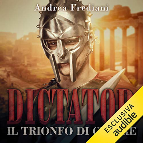 Il trionfo di Cesare audiobook cover art