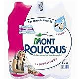 MONT ROUCOUS - Eau Minérale 6X1L - Vendu Par Unité