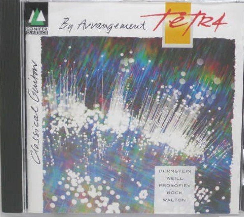 Tetra - By Arrangement (Classical Guitar) by Tetra Guitar Quintet