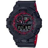 Casio GA700SE-1A4 Black 53.4mm Resin G-Shock GA-700 Men's Watch