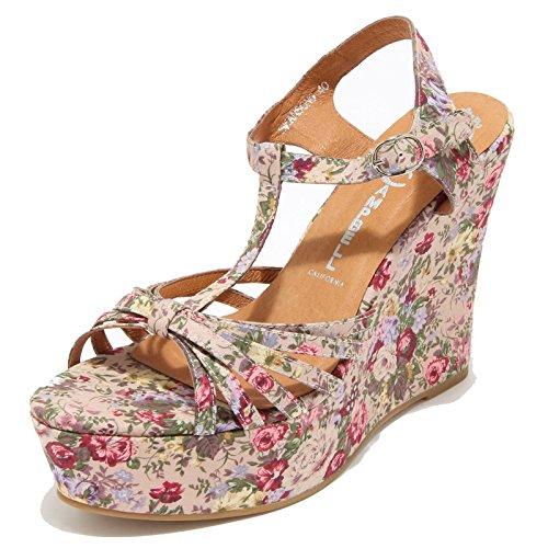 Jeffrey Campbell 3297I Sandali Zeppe Donna Swangsong Scarpe Shoes Women [39]