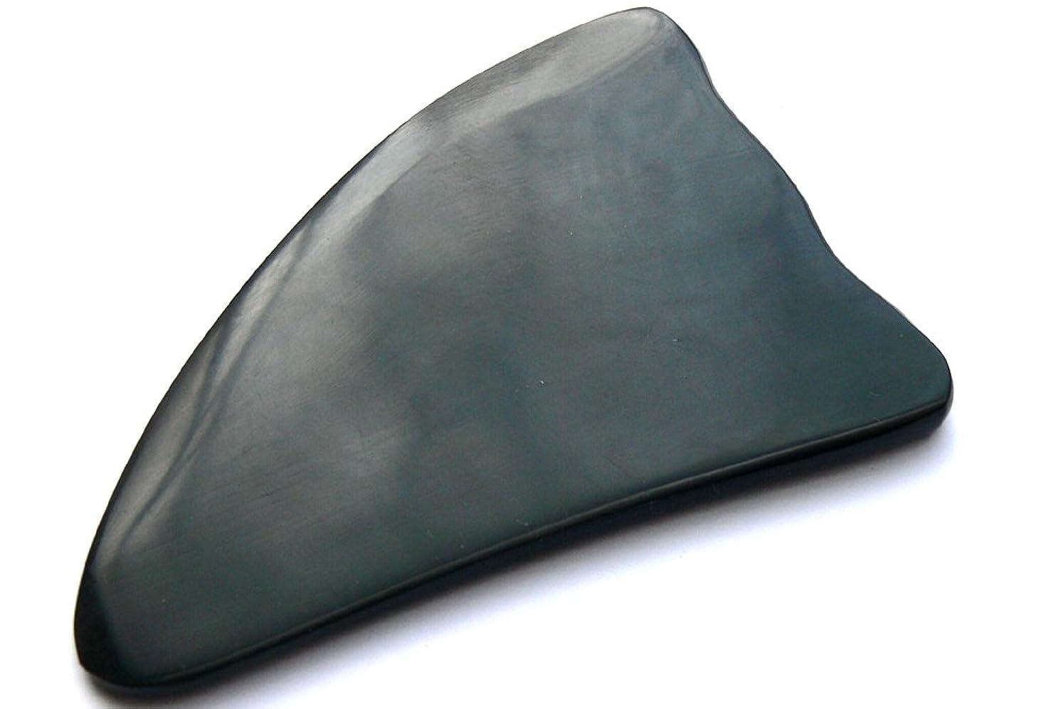 海洋のモディッシュフクロウかっさ板、美容、刮莎板、グアシャ板,水牛角製