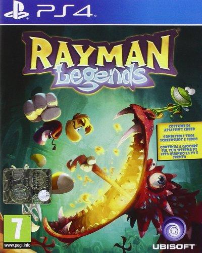PS4 - Rayman Legends - [PAL EU - NO NTSC]