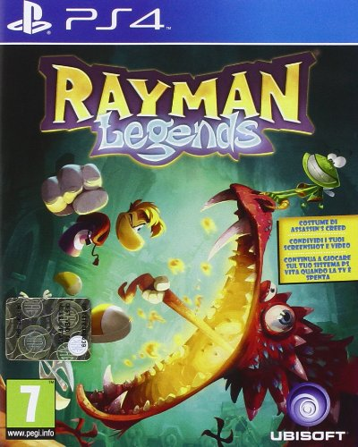PS4 - Rayman Legends - [PAL EU - NO NTSC]