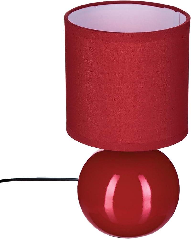 Atmosphera - lampada da comodino  a sfera, in ceramica 3D-PMLO-0THQ