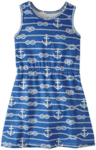 Winter Water Factory Ropes & Anchors Dress
