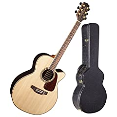 "Body Shape: NEX Cutaway Body Back: 3-Piece Rosewood with Quilt Maple Center Fingerboard: Bound Rosewood Fingerboard Radius: 12"" (305 mm) Special Electronics: Takamine TK-40D Preamp with Built-In Tuner"