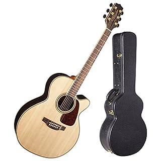 scheda takamine gn93ce-nat gloss natural nex chitarra acustica con custodia rigida
