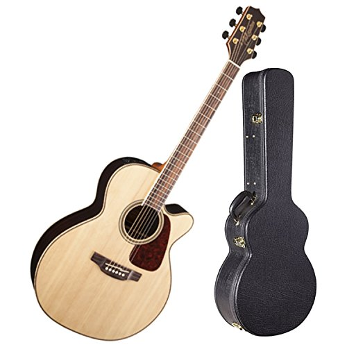 Takamine GN93CE-NAT Gloss Natural NEX Acoustic Electric Guitar w/Hardshell Case
