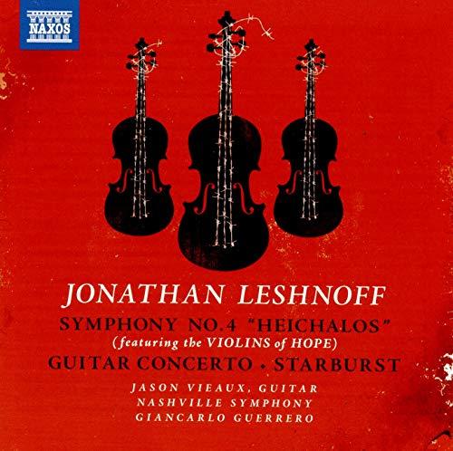 Sinfonia N.4 'Heichalos', Concerto Per Chitarra, Starburst