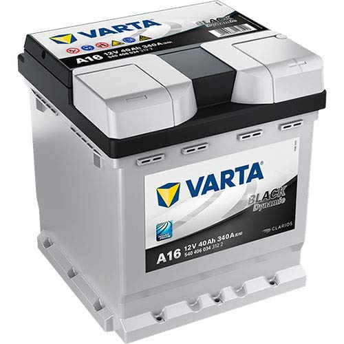 A16 Varta Black Dynamic Autobatterie 12V 40Ah Type 202 540406034
