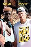 briprints White Men Can't Jump 1992 Movie Poster Print Size 24x18 Decoration semi Gloss Paper