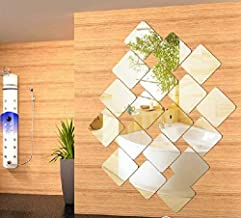 Art 3d Acrylic Mirror Wall Sticker Home Decor Diy Kitchen Living Room Tv Background Decoration
