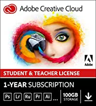 adobe creative cloud membership