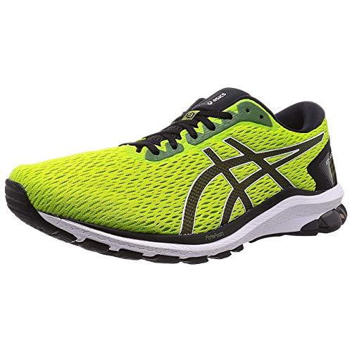 ASICS GT-1000 9, Zapatillas de Running para Hombre, Lime Zest Black, 47 EU