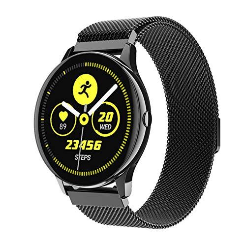 V2 smart klocka 1.3 tum smart fitness armband ip67 vattentät fitness tracker hjärtfrekvens blodtryck med aktivitetsspårare,C